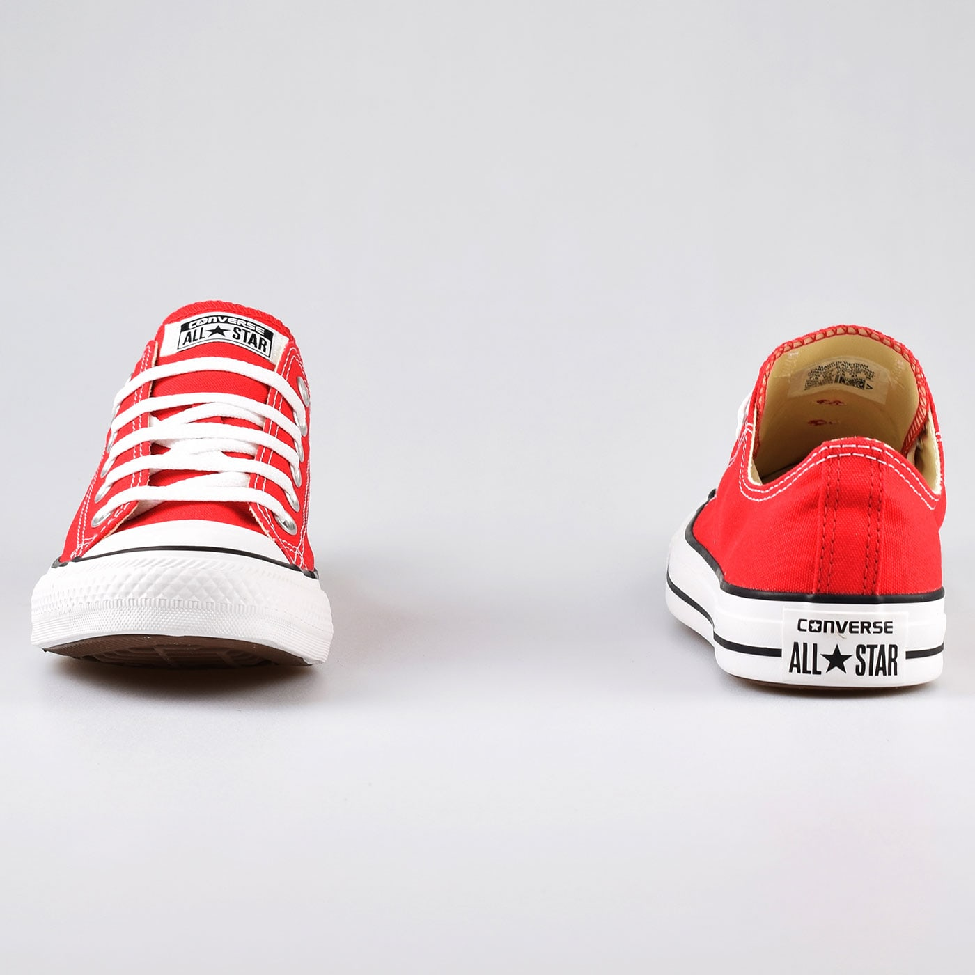 CONVERSE ALL STAR chuck taylor UNISEX canvas rosso M9696C