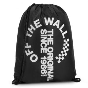 Vans Bench Bag League White Round