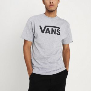 T-shirt Vans CLASSIC Athletic Heather/Black VN000GGGATJ1