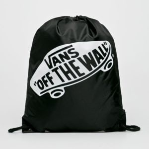 Vans total black benched bag