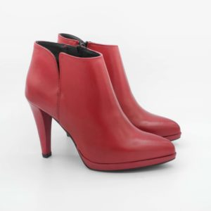 ankle boots, tronchetto, bordeaux