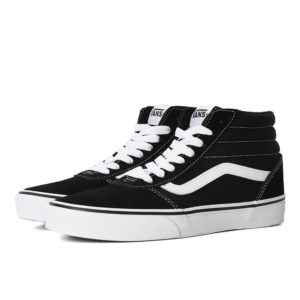 Vans Ward Hi Suede Canvas
