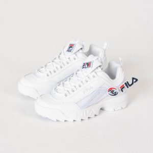 Fila Disruptor II Patches