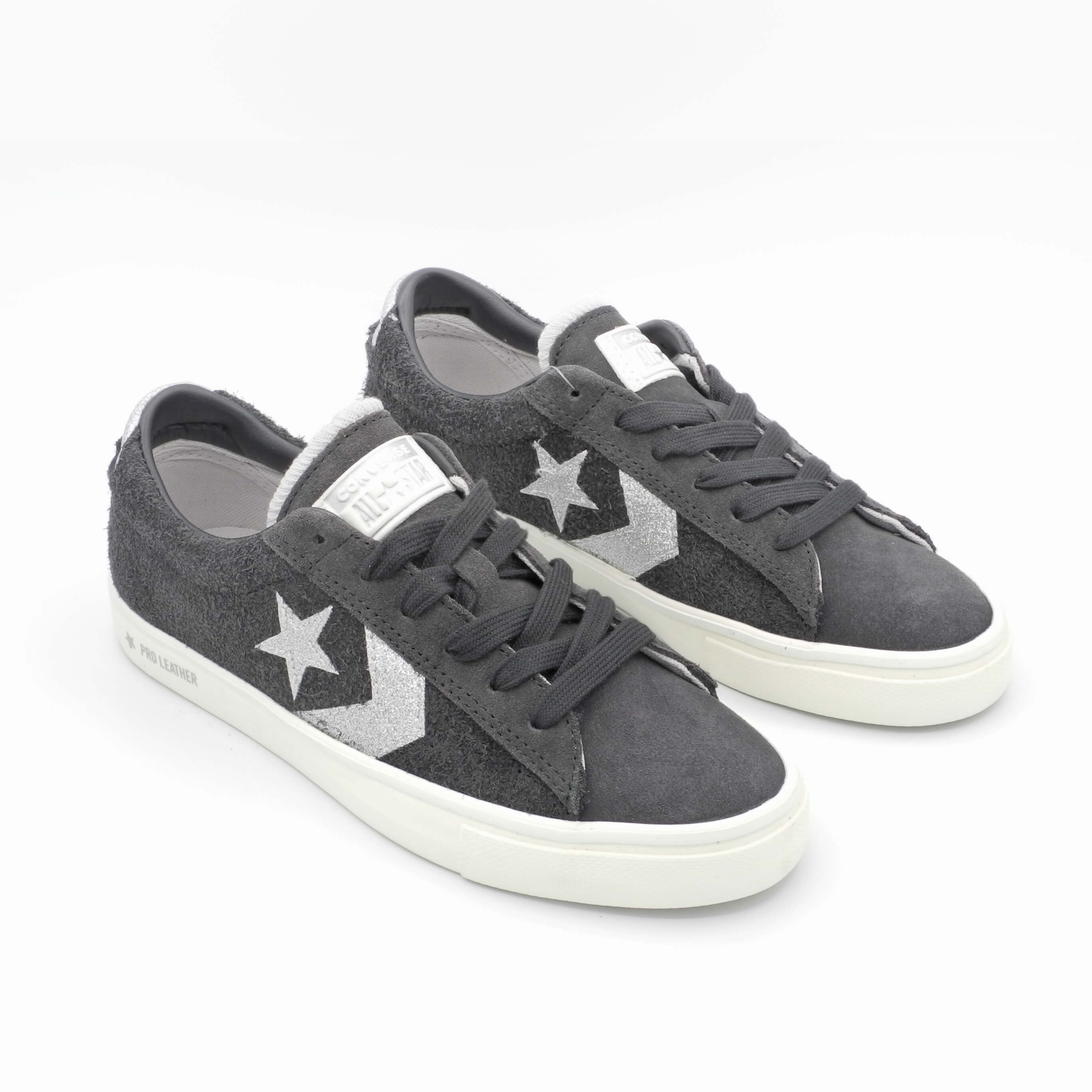 converse all star pro leather vulc ox donna