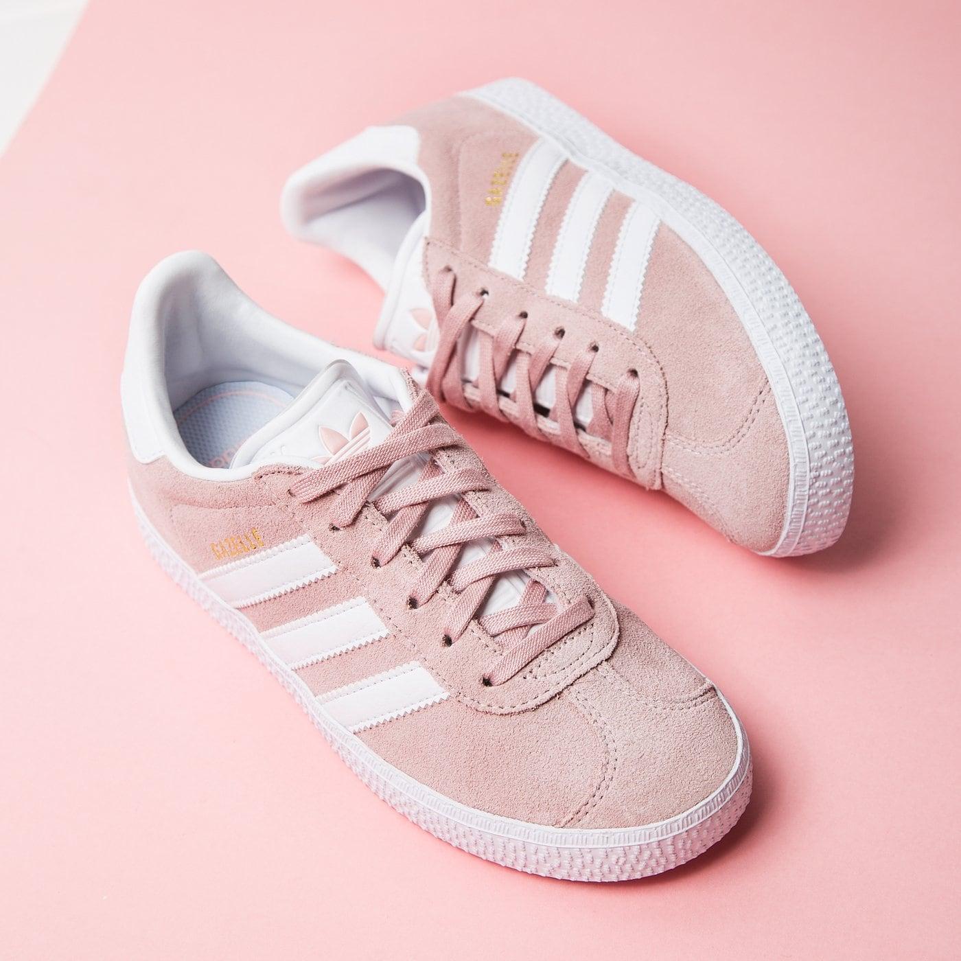 adidas gazelle bambina rosa