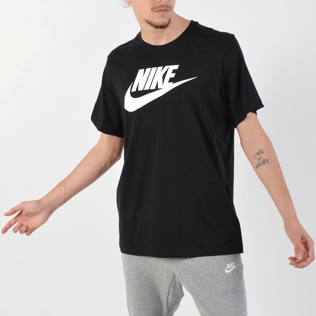 t shirt uomo cotone nike