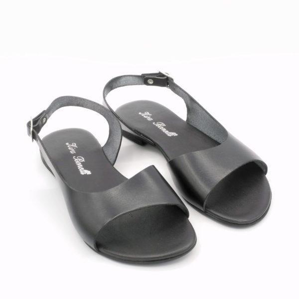 sandali-bassi-basic-pelle-nera