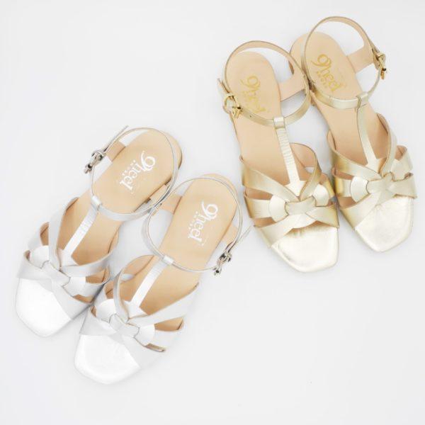 sandalo-flat-elegante-argento-platino