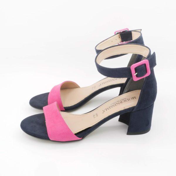sandalo-cinturino-caviglia-blu-fucsia
