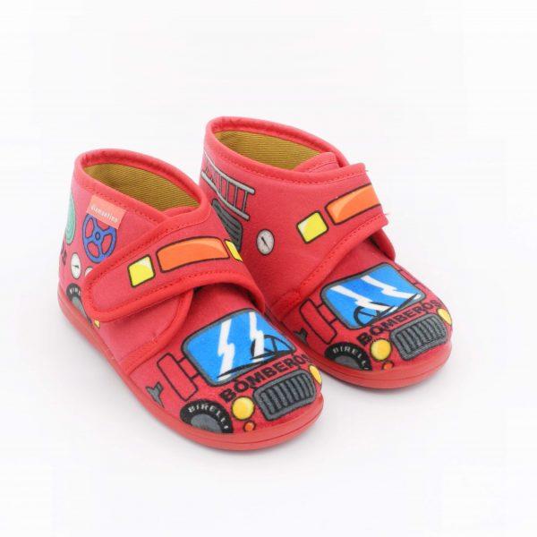 pantofole-bimbo-diamantino-rosso-fantasia-pompieri