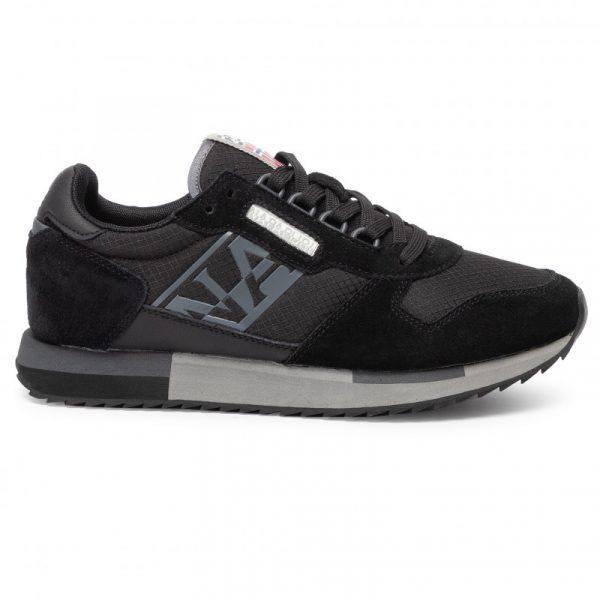 napapijri-sneakers-uomo-virtus-ripstop-nero
