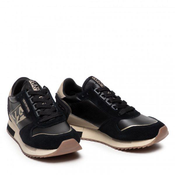 napapijri-sneakers-donna-vicky-nero-beige-dorato