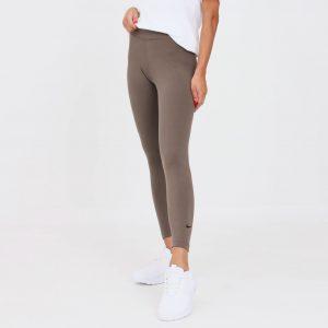 nike-leggings-7-8-vita-media-con-swoosh-piccolo-tortora-cz8532-004