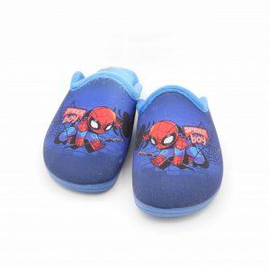 ciabatte-invernali-bambino-diamantino-blu-fantasia-spider-man